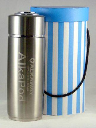 AlkaPod Portable Water Alkalizer/Ionizer